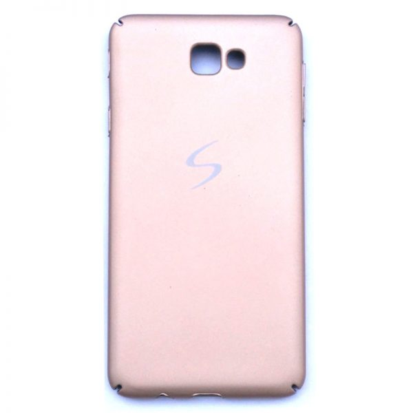 4 Cut iPaky Back Case for Samsung J7 Max Gold