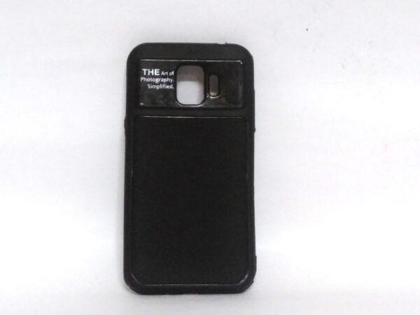 Art of Photography Back Case for Samsung J2 Pro(18) Black