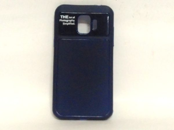 Art of Photography Back Case for Samsung J2 Pro(18) Blue