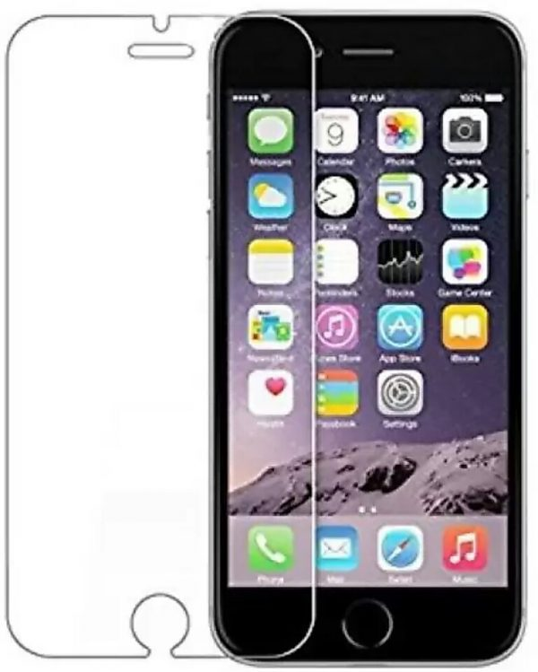 Tempered Glass Screen Protector Guard for Apple iPhone 6S