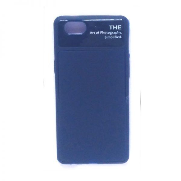 Art of Photography Back Case for RealMe 1 Blue Colour