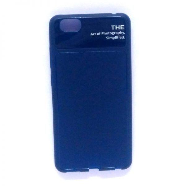 Art of Photography Back Case for Vivo Y71 Blue Colour