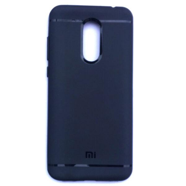 Backline Back Case for Redmi Note 5