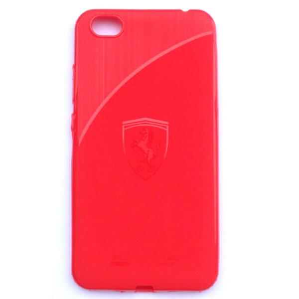 Ferrari Back case for Redmi Y1 Lite