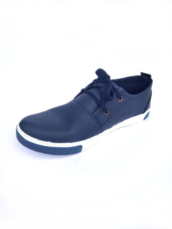 Casual Office Wear for Men Navy Blue Color