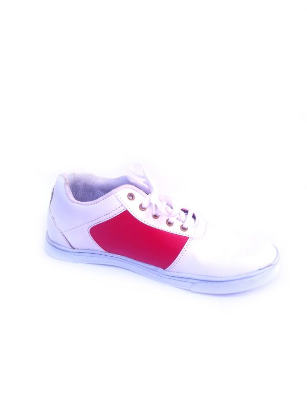 Mens White Casual Shoes