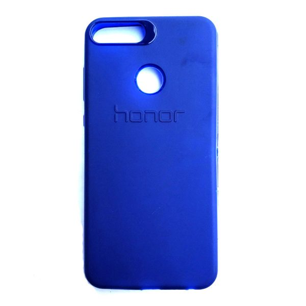 Rainbow back case for Honor 9 Lite Blue colour