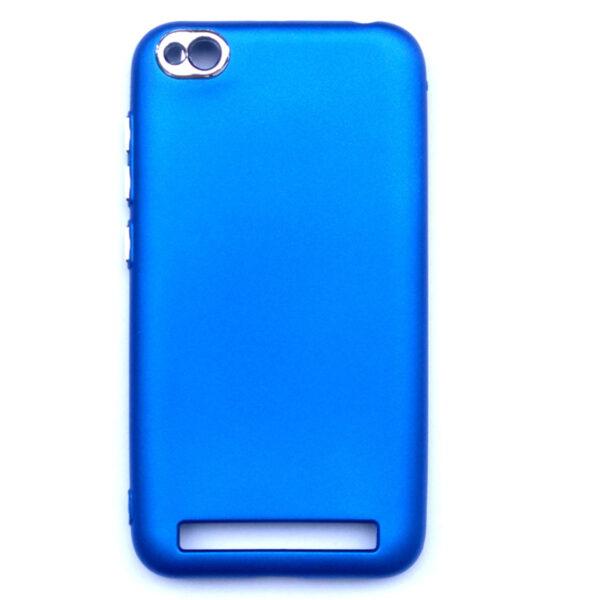 Smart Back Cover For Redmi 5A Blue Colour