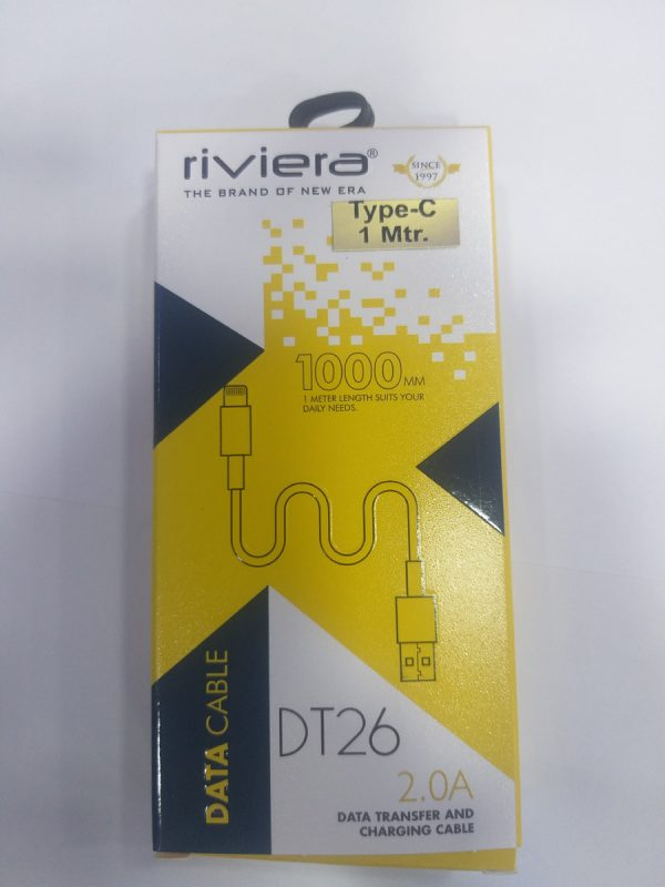 Riviera Type C Data Cable
