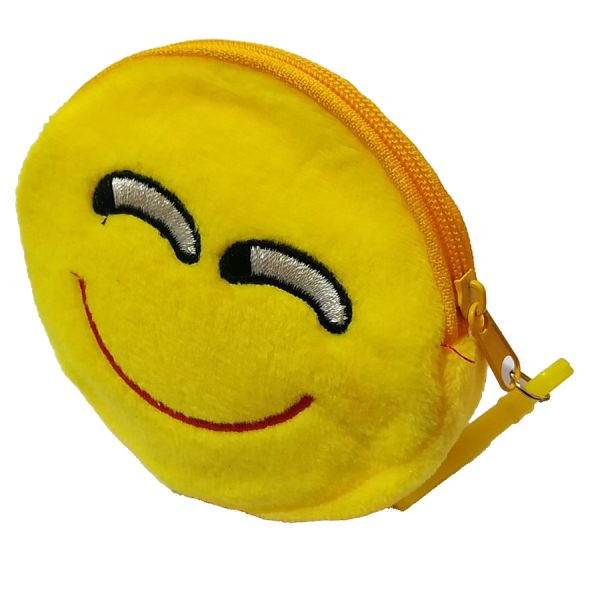 Smiley-earphone-case