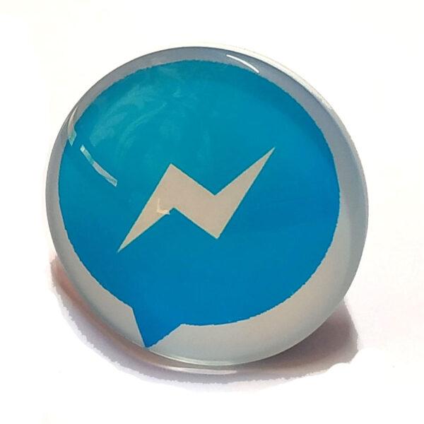3D Messenger Pop Socket