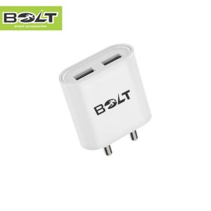 Dual Port V8 USB Mobile Charger