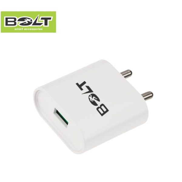 Single Port Mobile Charger Adaptor