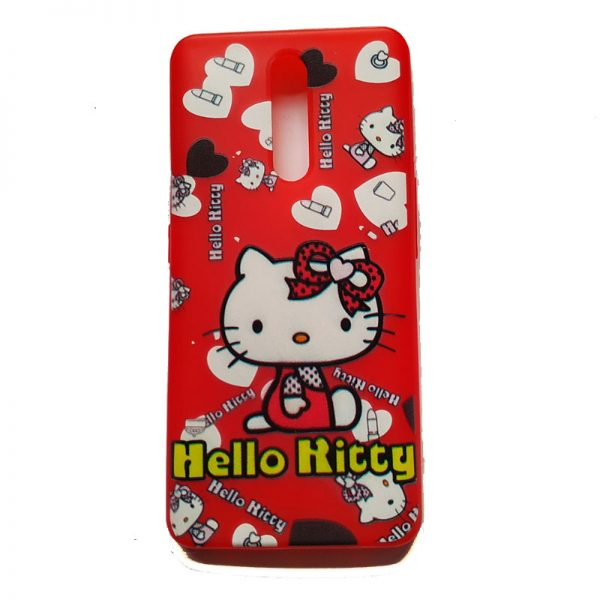 Hello Kitty Back Case for Oppo F11