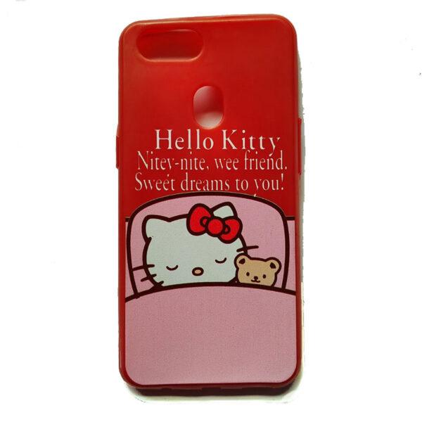 Hello Kitty Back Case for Oppo Realme 2