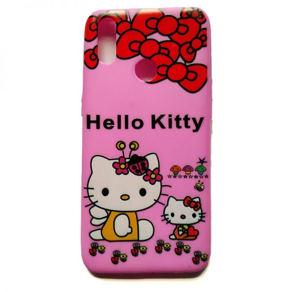 Hello Kitty Back Case for Oppo Realme 3