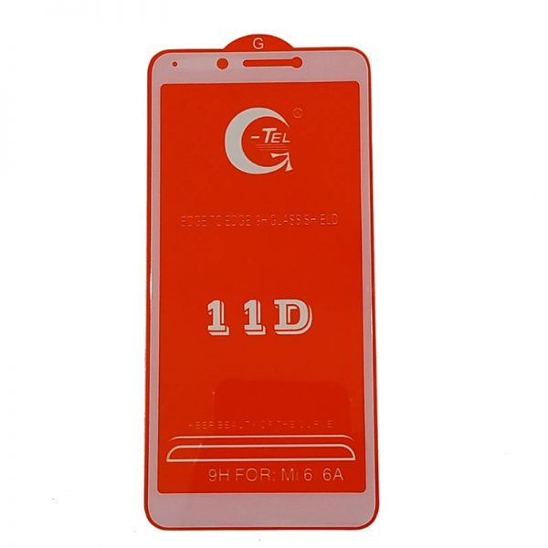 Tempered Glass Screen Protector for Redmi 6