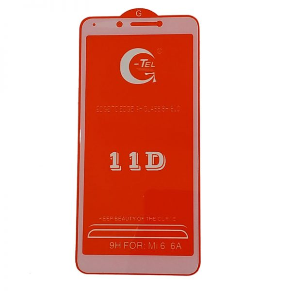 Tempered Glass Screen Protector for Redmi 6A