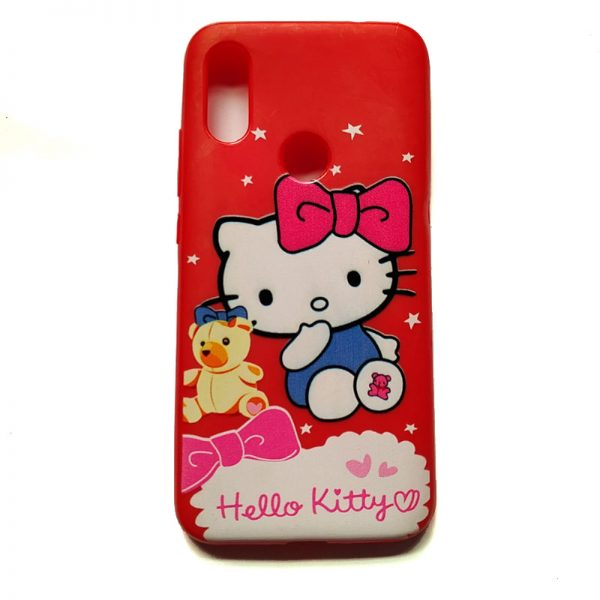 Hello Kitty Back Case for Redmi 7