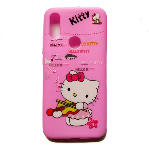 Redmi 7 Hello Kitty Back Case