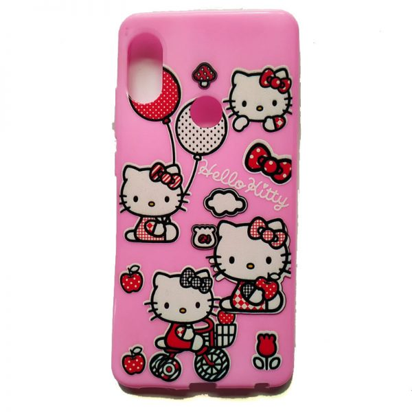 Hello Kitty Back Case for Redmi A2