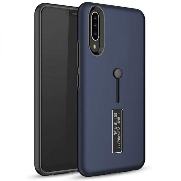 Redmi A3 Back Case Cover with Stand
