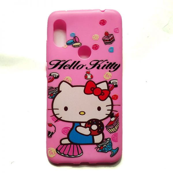 Hello Kitty Back Case for Redmi Y2