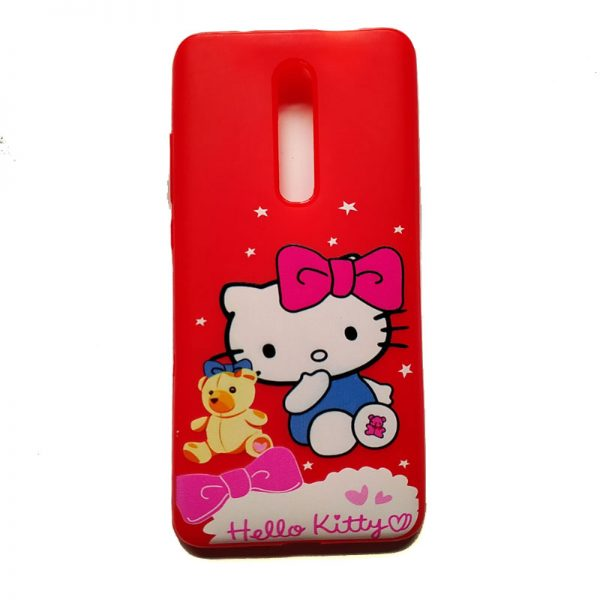 Hello Kitty Back Case for Redmi K20 Pro