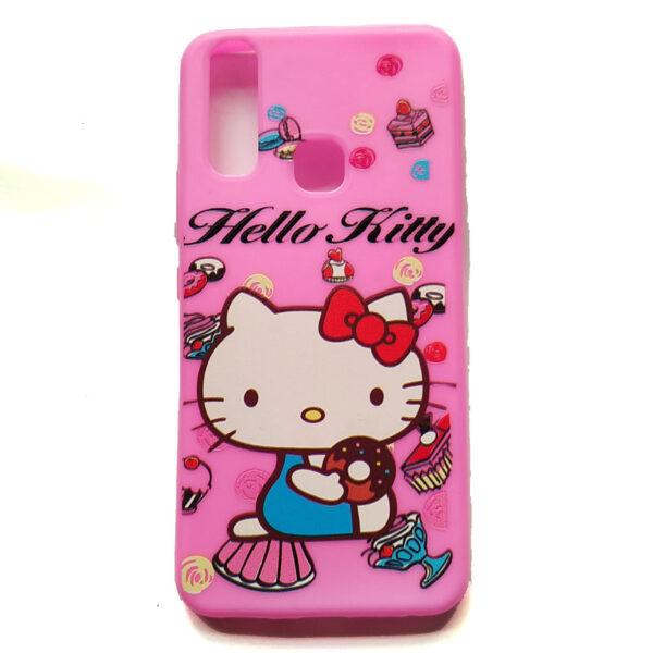 Hello Kitty Back Case for Vivo V17 Pro