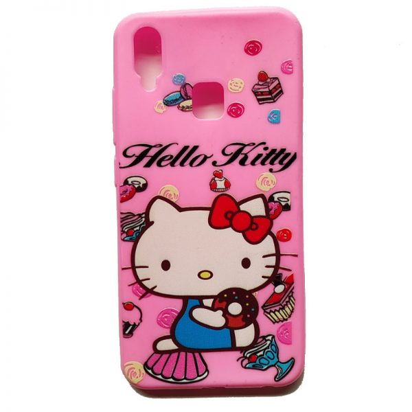 Hello Kitty Back Case for Vivo V95