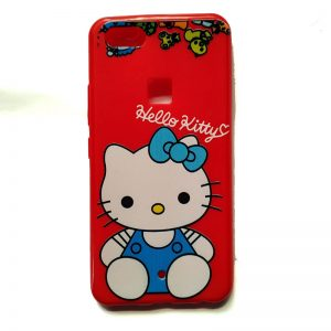 Hello Kitty Back Case for Vivo Y81