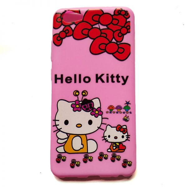 Hello Kitty Back Case for Vivo Y81i