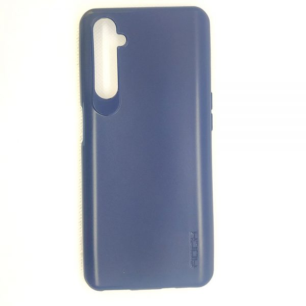 Rock Soft Back Case for Realme 6 Blue