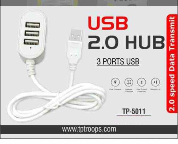 USB Hub with 3 Ports